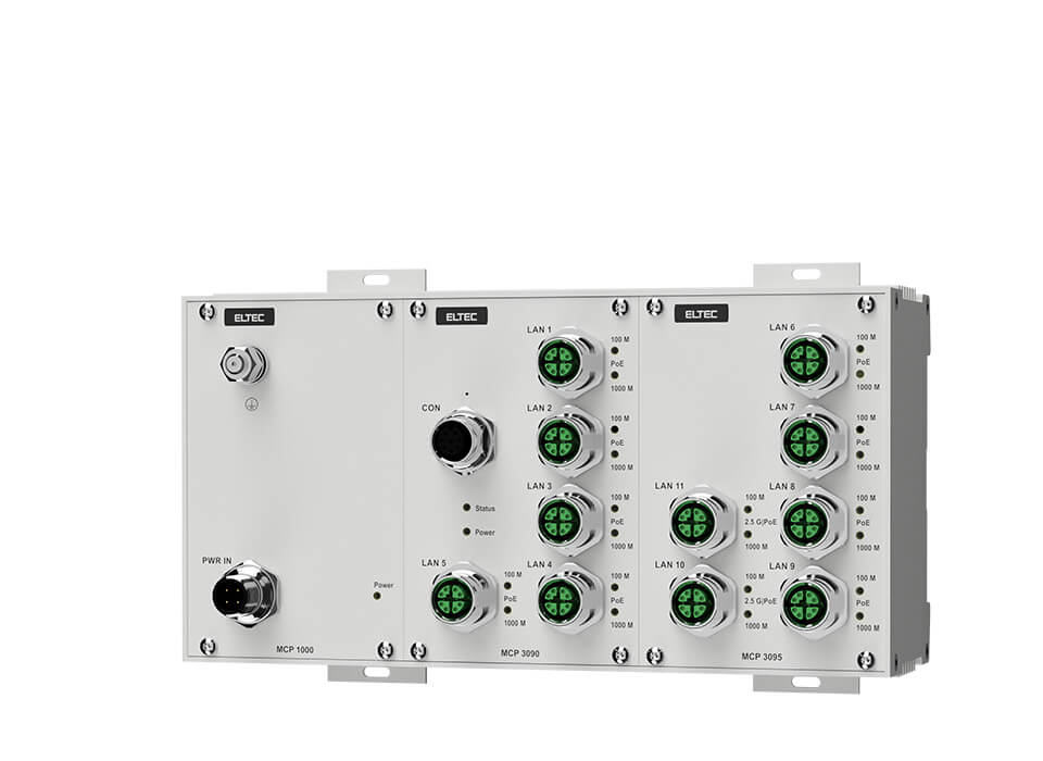 Ethernet Switch CyBox ES-R 11U
